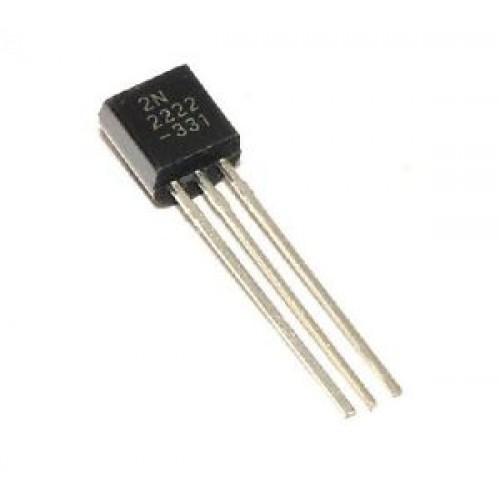 2N2222A-NPN High Speed Switching Transistor