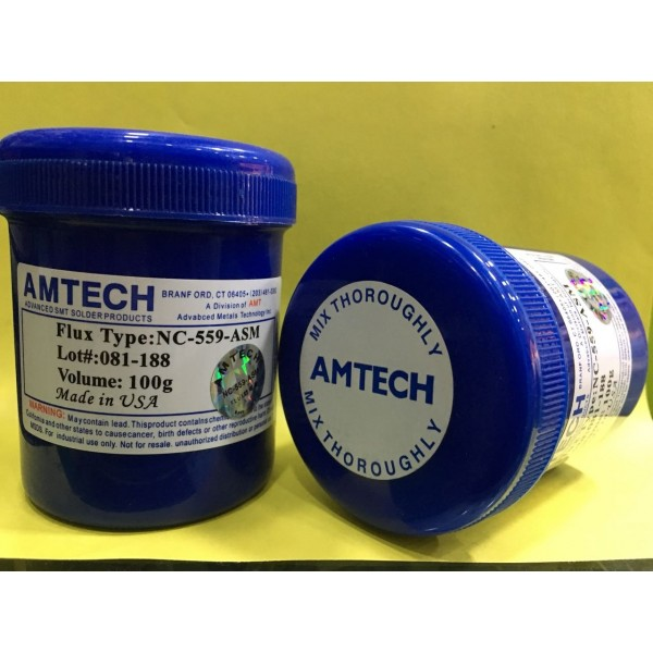 Solder Paste AMTECH NC-559-ASM