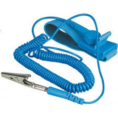 Antistatic Wrist Strap with Alligator Clip
