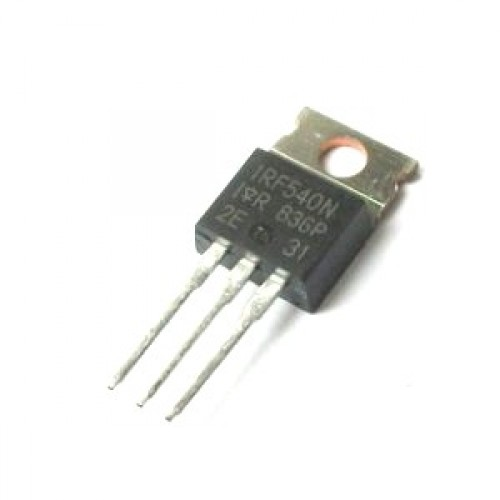 IRF540N N Channel Power MOSFET- International Rectifier