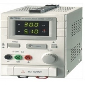 DC Regulated Automatic Power Supply 0 ~ 30 Volt @ 0 ~ 5 Amps
