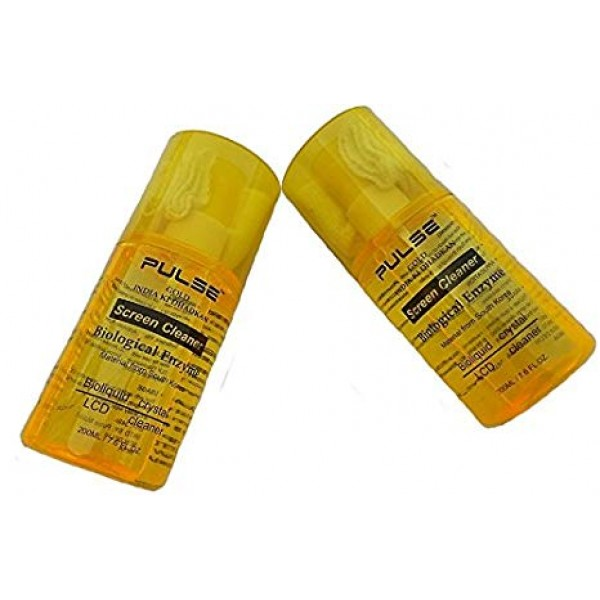 Screen Cleaner Spray 200 ml (Pack of 2)